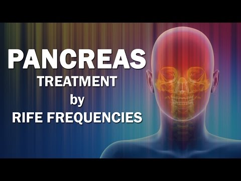 Pancreas - RIFE Frequencies Treatment - Energy & Quantum Medicine with Bioresonance