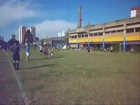 Golazo de media cancha de Juanjo González contra Aguafuerte