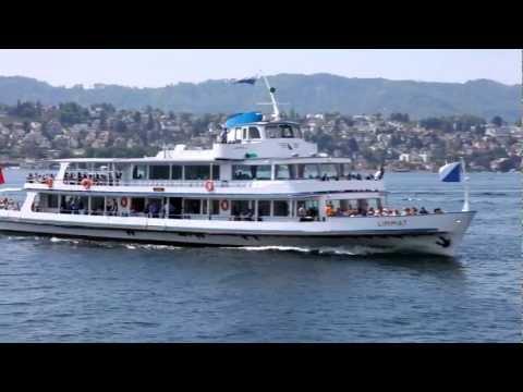 Lake Zurich navigation company - ZSG