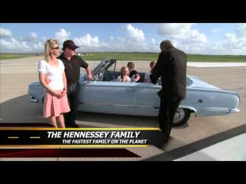 Barry Meguiar & Car Crazy TV visit Hennessey Performance