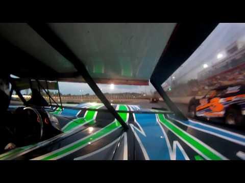 Lakeside Speedway, Kansas City, KS - 7/8/16 Grand National A Main_Nick Newton