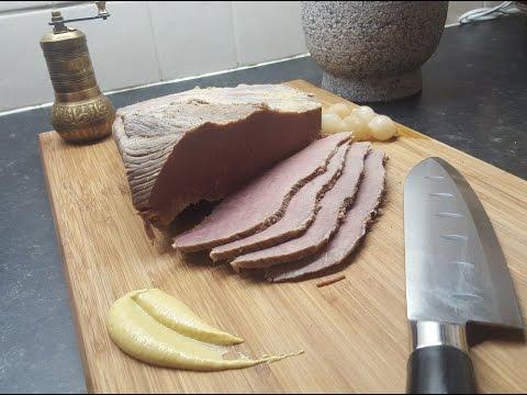 How To Cook Salt Beef Recipe At Home -  Salt Beef Recipe Slow Cooker