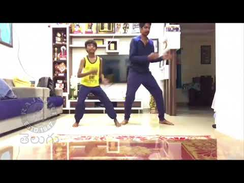 Actor Dhanraj With His Son Dance Video