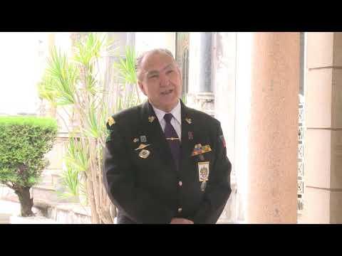 TV Asofbm - Homenagem Patrono da BM, Cel Emílio Massot