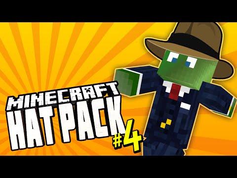 Minecraft Hat Pack 1.7 - Alsmiffy's Adventure #4