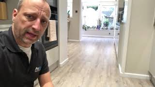 ProSteamUK - Carpet, Flooring & Upholstery Cleaning - LVT Plan