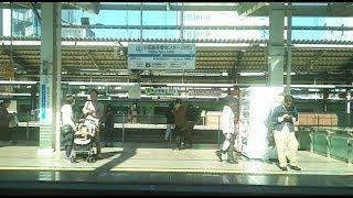 【小田急多摩線】小田急多摩センター~唐木田間、右側車窓