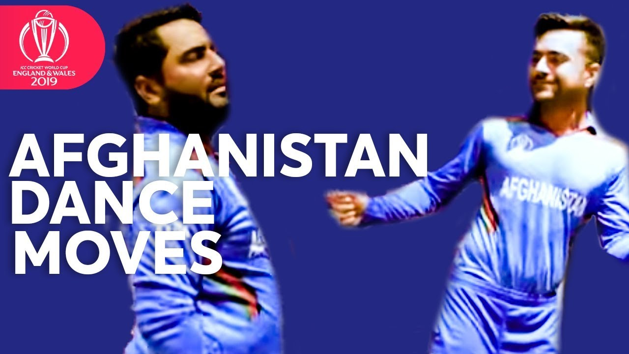 Afghanistan With the Moves ????????????| ICC Cricket World Cup 2019