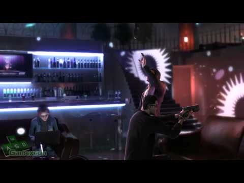 Saints Row The Third Power Announcement Trailer