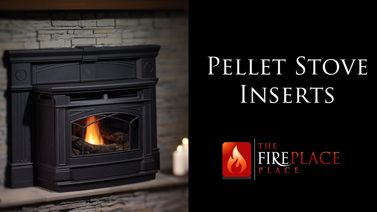 Pellet Stove Inserts Atlanta | The Fireplace Place - YouTube