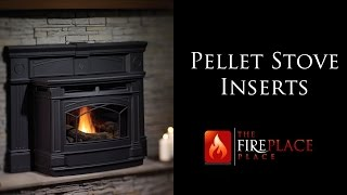 Pellet Stove Inserts Atlanta | The Fireplace Place