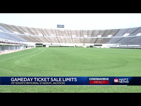 JSU football tickets will be limited because of COVID-19