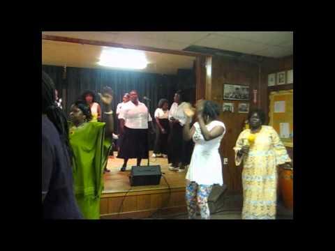 Sudanese Community Church, Salt Lake City, UT