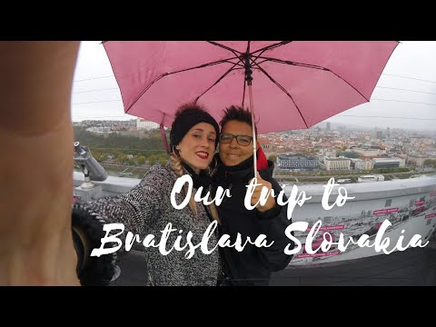 OUR BRATISLAVA TRIP · Ταξίδι στη Μπρατισλάβα 2017