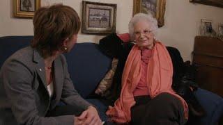 Liliana segre es una superviviente. superviviente del campo de exterminio nazi auschwitz. esta mujer, senadora vitalicia italiana, creció en familia j...