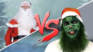 PAPAI NOEL vs. GRINCH ♫