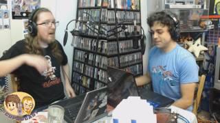 #CUPodcast 103 Intro: Ian Update, Comic Con Prep, Fire Pro World, More!