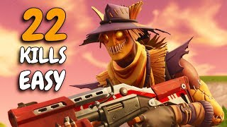 EASY 22 KILLS | SOLO SQUADS BABY!