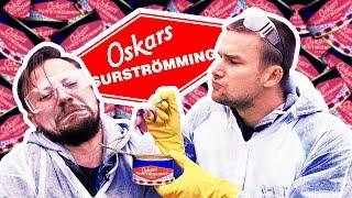 AdBuster feat. Z Dupy - konfrontacja Surströmming
