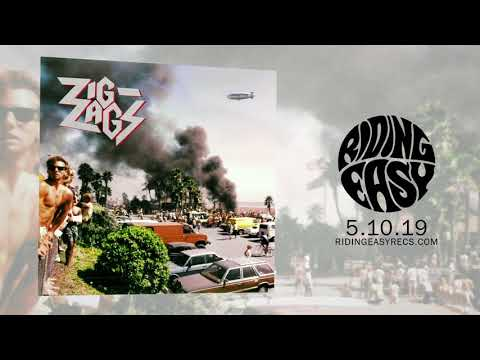 Zig Zags They'll Never Take Us Alive | Official Album Stream | RidingEasy Records