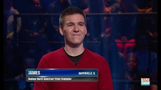 James Holzhauer on The Chase