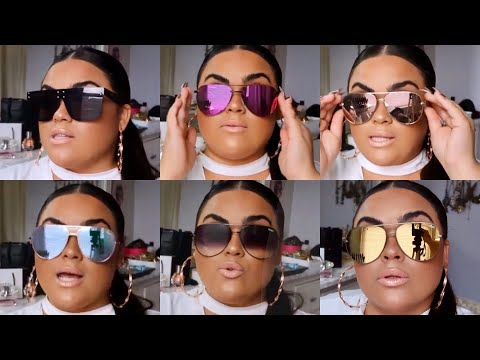 QUAY SUNGLASS COLLECTION & REVIEWS♡♡ |GABRIELLAGLAMOUR