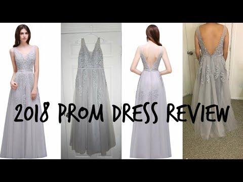 Cheap 2018 Prom Dress Review L Babyonlinedress Youtube