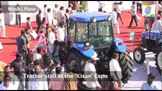A 'TECH WALK' AROUND 'KISAN' EXPO