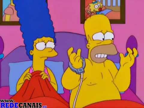 Os Simpsons – Homer, o Moe – clip4