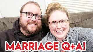 😲 FINALLY! Q&A WITH MY HUSBAND ADAM! ❤ HOW WE MET 👨👩👧👦 MORE BABIES? 🥰 HUSBAND AND WIFE Q&A