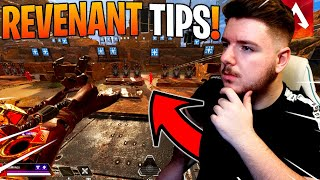 Secret Revenant Tips You Need to Know | New Legend Tips | Apex Legends!