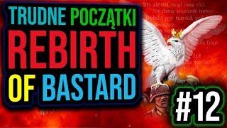 OJ BĘDZIE CIĘŻKO | Rebirth of Bastard - Polska | Hearts of Iron IV #12