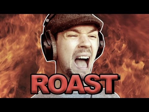 Thumbnail: THE JACKSEPTICEYE ROAST
