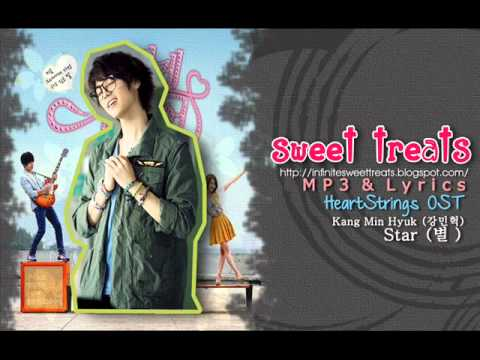 [Heartstrings OST] Kang Min Hyuk (강민혁) - Star (별 ) + Mp3 Download and Lyrics