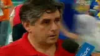 Wywiad Lozano, siatkarze po meczu Polsat Sport