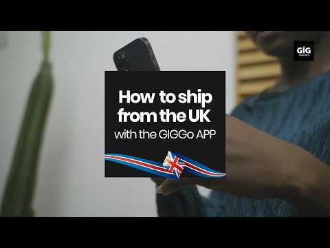 Oversea Shipping From The UK To Nigeria