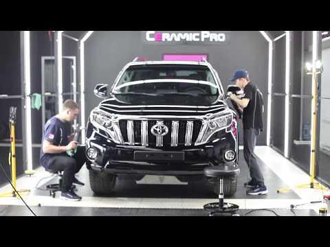 Toyota Land Cruiser Prado Защита 4 слоя CeramicPro 9H CeramicPro Tyumen