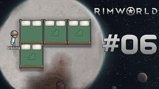 Pierwsza para w kolonii! - Zagrajmy w Rimworld (B18) #06