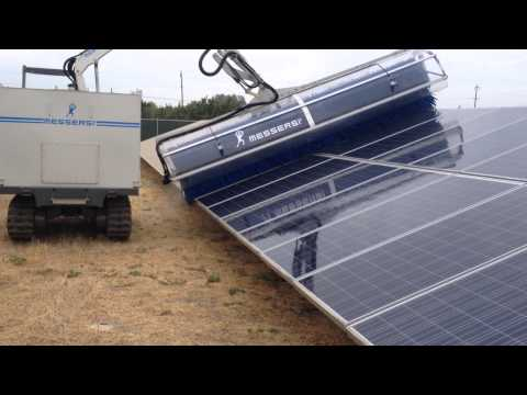 ImMODO Energy Services Solar Modules Washing Machine