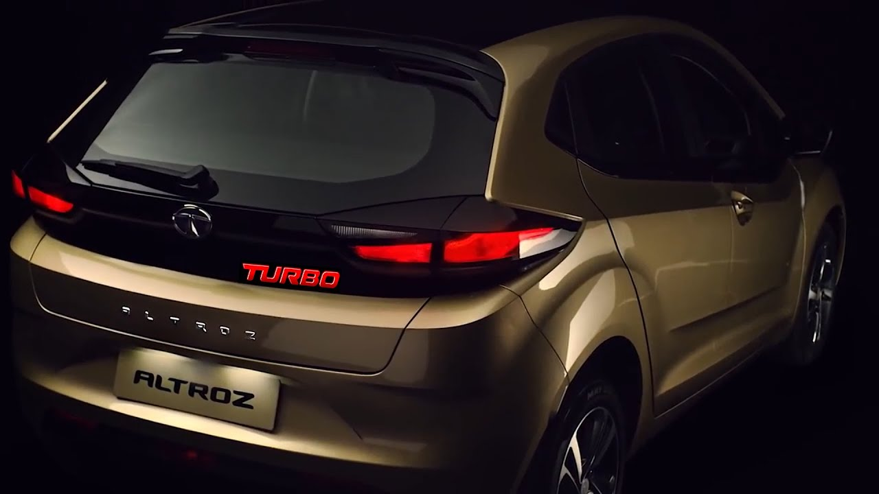 2020 TATA Altroz Turbo Petrol Engine Launch Detailed Specifications -  YouTube
