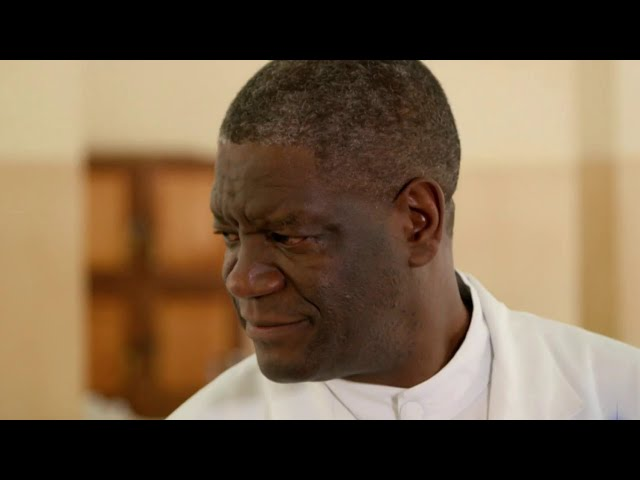 Gynecologist Dr. Denis Mukwege One Of 2018 Nobel Peace Prize Recipients