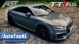 500HP Audi TT RS-R ABT REVIEW by AutoTopNL