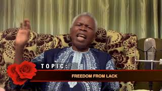 5. Freedom From Lack (Resurrection Series) - M. R Popoola