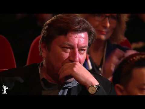 Berlinale-2017. Silver Bear for Best Director - Aki Kaurismäki  for Toivon tuolla puolen