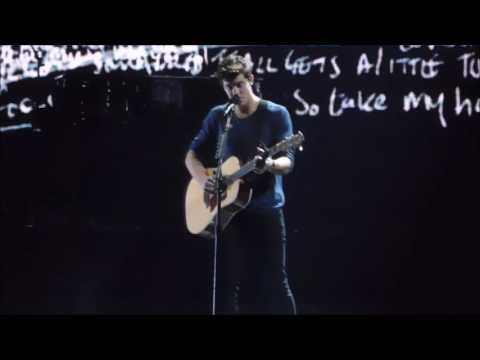 Shawn Mendes - A Little Too Much/Shawn Talks Songwriting (Live at Madison Square Garden)