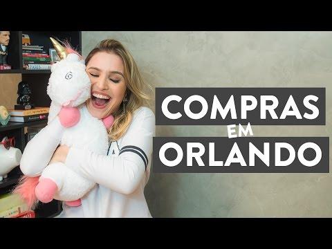 Compras em Orlando | Lu Ferreira