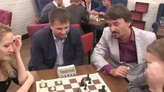 Repeat youtube video 2016-09-25 GM A.Morozevich M.Morozevich - Moscow blitz in