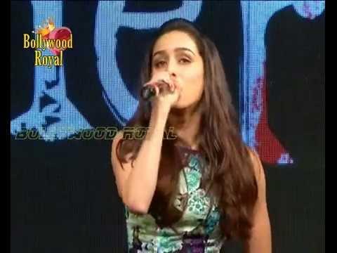 Shraddha Kapoor & Shahid Kapoor Launch 'Ek Aur Bismil' Song from 'Haider' Part 2