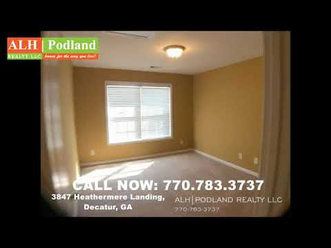 3847 Heathermere Landing Decatur GA For Rent