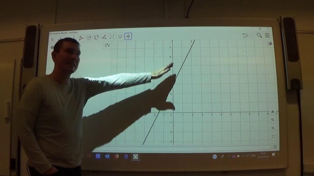Mat C Geogebra basics